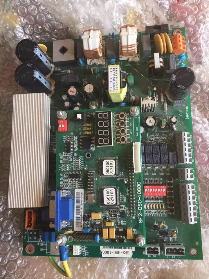 Elevator MCA communication connect board CWT connect board terminal board DWG