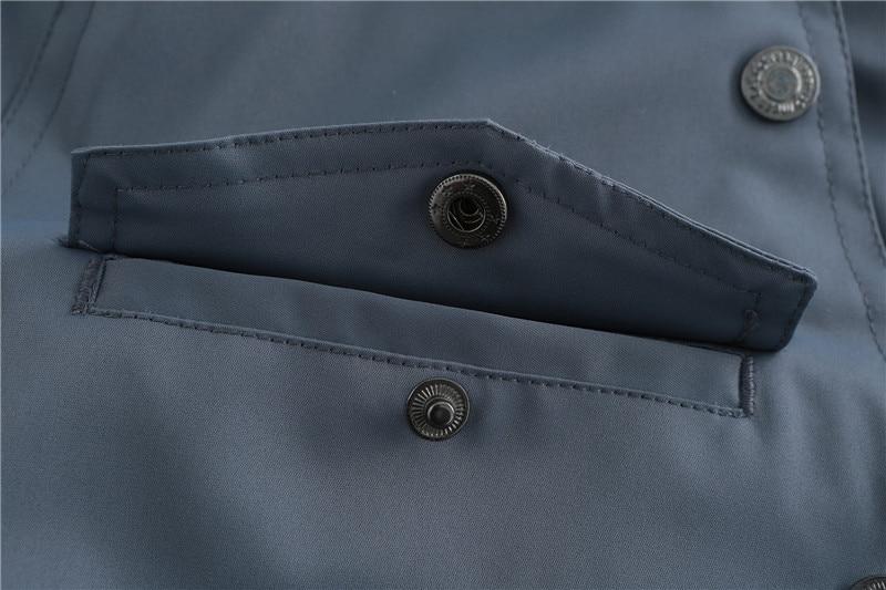 Image 5 - Горячая Распродажа 2019, ветрозащитные водонепроницаемые куртки для маленьких мальчиков, Детские двухслойные куртки, верхняя одежда-in Куртки и пальто from Мать и ребенок