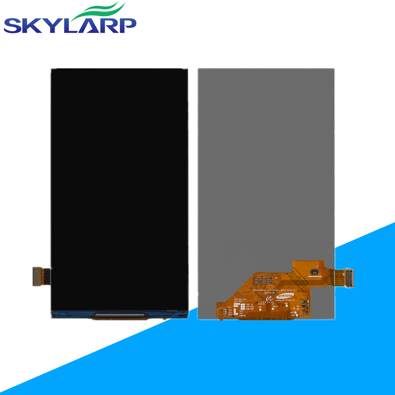 ФОТО Single LCD for Samsung I9150 for Galaxy Mega 5.8, I9152 for Galaxy Mega 5.8 LCD Display Without touch panel+free shipping