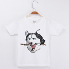 2019 New Arrival Kids T Shirts For Boys Cotton Fashion Short Sleeve Funny T-Shirt Siberian Husky Printed Tees Child Brand Tshirt 2019 new arrival kids t shirts for boys cotton fashion short sleeve funny t shirt siberian husky printed tees child brand tshirt