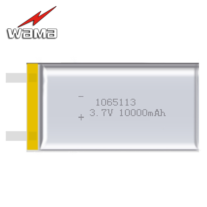 2x Wama 1165113 Real <font><b>10000mAh</b></font> Li-ion <font><b>3.7V</b></font> Rechargeable <font><b>Battery</b></font> Lithium Polymer Mobile Backup Power Bank Digital Products Tablet image