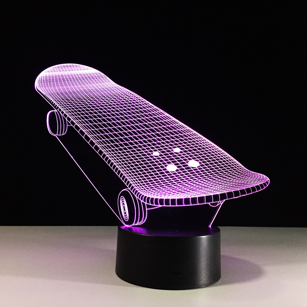 Skateboard Bedroom Furniture Online Get Cheap Skateboard Table Lamp Aliexpresscom Alibaba Group