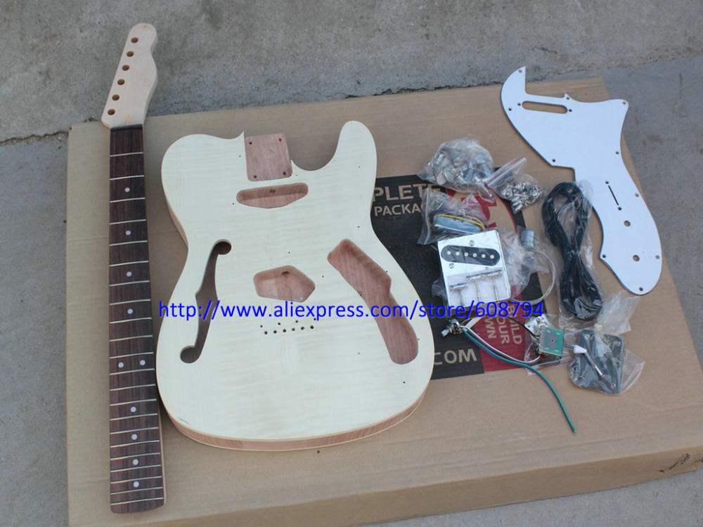 custom shop guitar body with parts diy electric guitar china guitar factory wholesale free. Black Bedroom Furniture Sets. Home Design Ideas