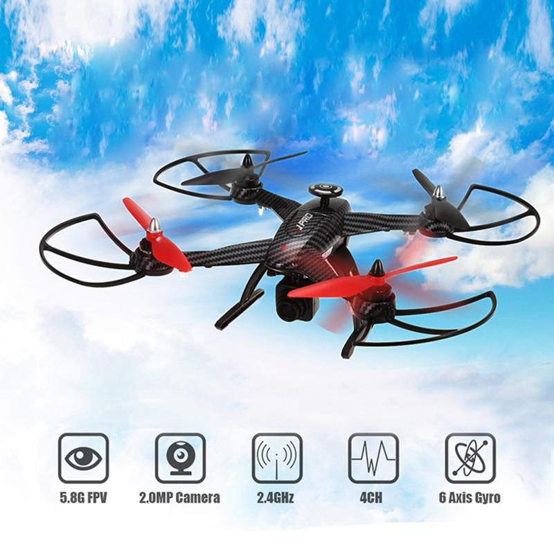 D'origine JJRC X1G FPV quadcopter avec moniteur et Caméra HD et Brushless moteur 6-Axis RC Quadcopter RTF Drone