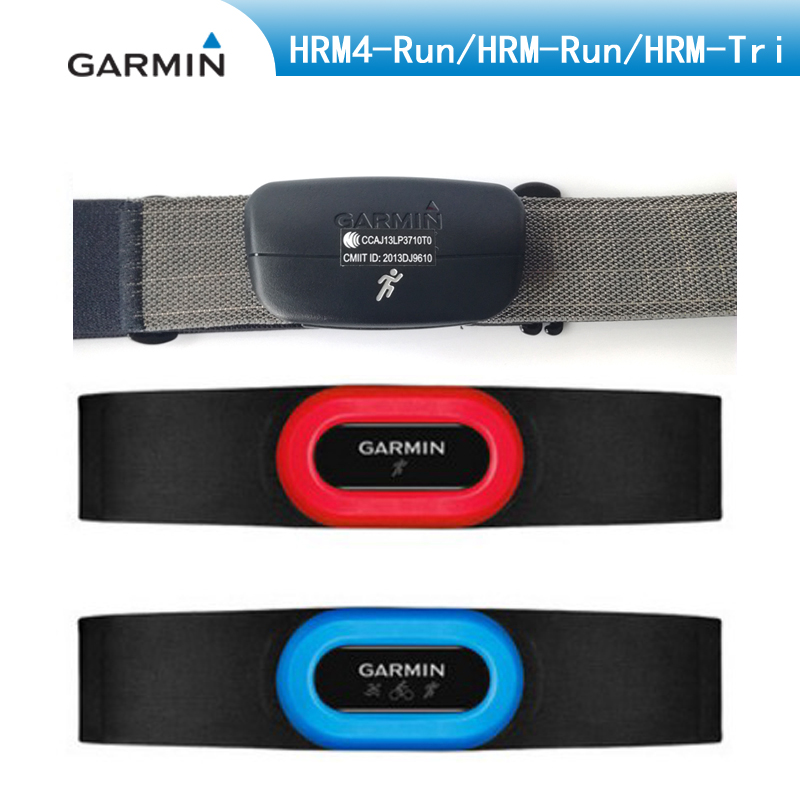 Garmin HRM Tri Heart Rate HRM-3 HRM-4 Monitor HRM Run 4.0 Heart Rate Swimming Running Cycling Monitor Strap цена