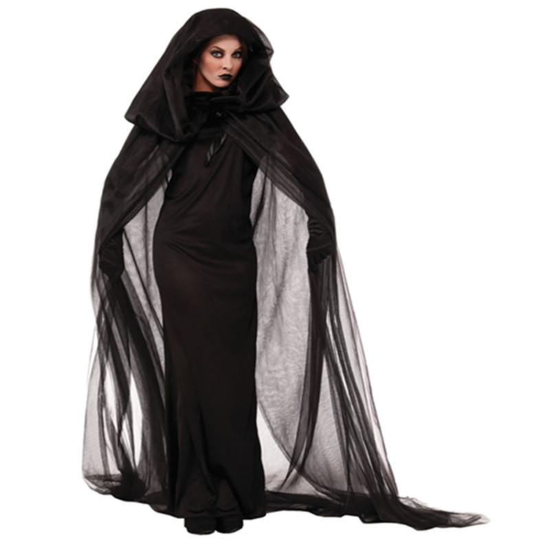 Plus Size Black Swan Queen&Bride Cosplay Role Play