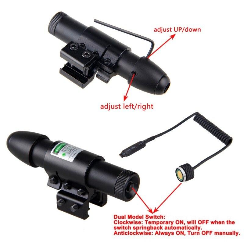 Laser verde ponto mira mira mira mira