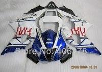 Горячие продаж, Oem Yzf1000 98 99 R1 motofairing для Yamaha Yzf R1 1998 1999 мотоциклов синий FIAT обтекатели ( термопластавтоматы )