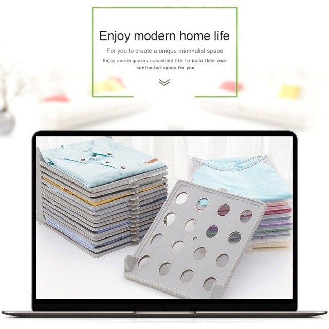 multifunctional durable plastic laundry storage fold board unique