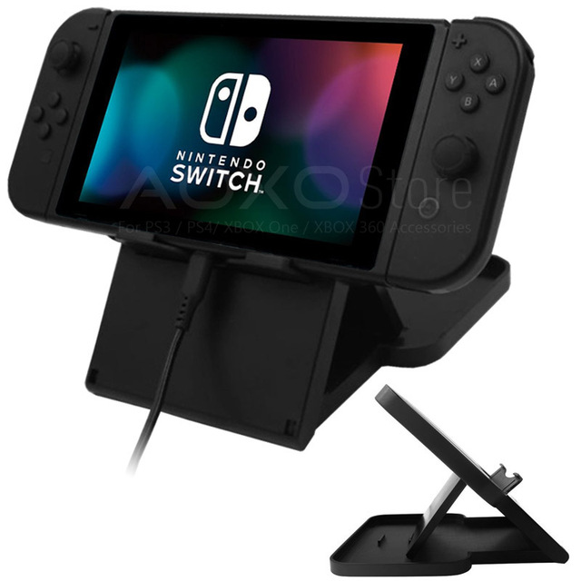 New Compact Playstand Desktop Stand For Nintendo Switch Ns