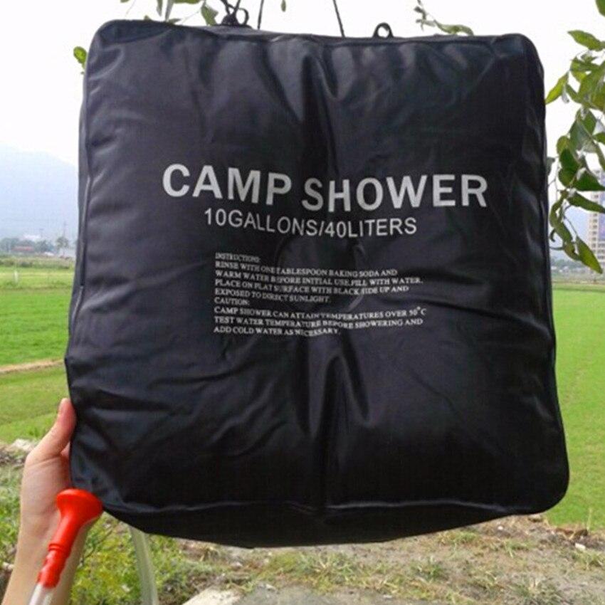 Hot shower amateur