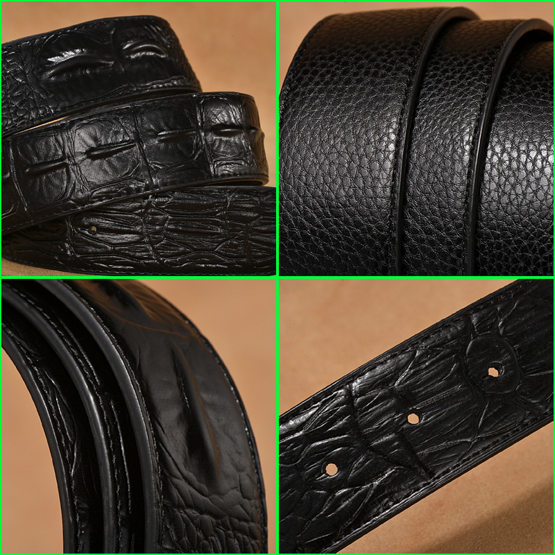 SCHICKSAL Designer Gürtel Männer Hohe Qualität Drachen Gürtel - Bekleidungszubehör - Foto 5