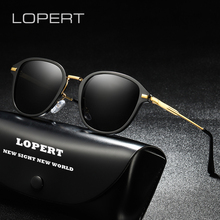 LOPERT BRAND DESIGNER Polarized Sunglasses Women Fashion Sun Glasses Unisex Driving female models de sol