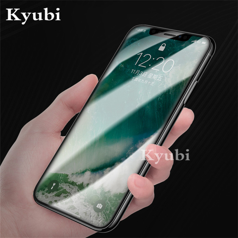 Hydrogel Full Protect Film For Xiaomi Mi 8 SE Lite MAX 2 3 Pro Pocophone F1 Black Shark Helo Screen Protector For Redmi 4 4X 5A