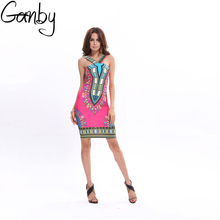 2017 Summer India Sexy Women Bodycon Dress Party Bandage Hip Multiway Convertible dresses Wrap Retro Robe