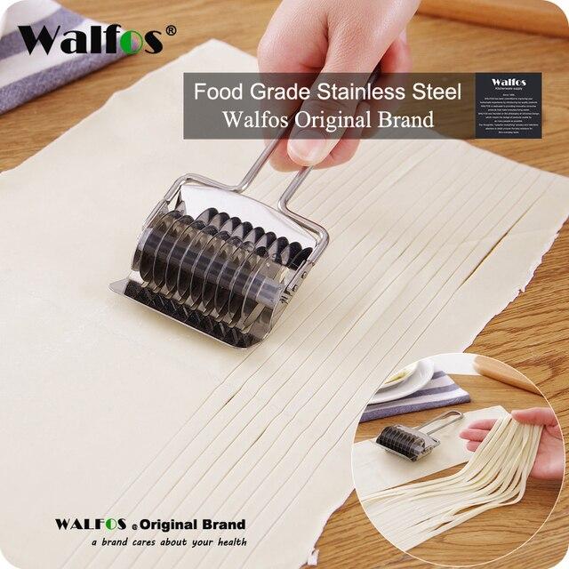 WALFOS 1 piezas accesorios de cocina Gadgets picadora de cebolla de acero inoxidable cortador de cilantro de ajo herramientas de cocina