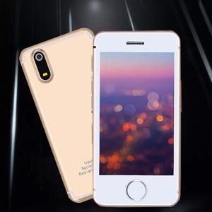 Image 2 - MELROSE S9X di Punta Ultra sottile Telefono Cellulare Mini Studente Personalità Tasca Smartphone