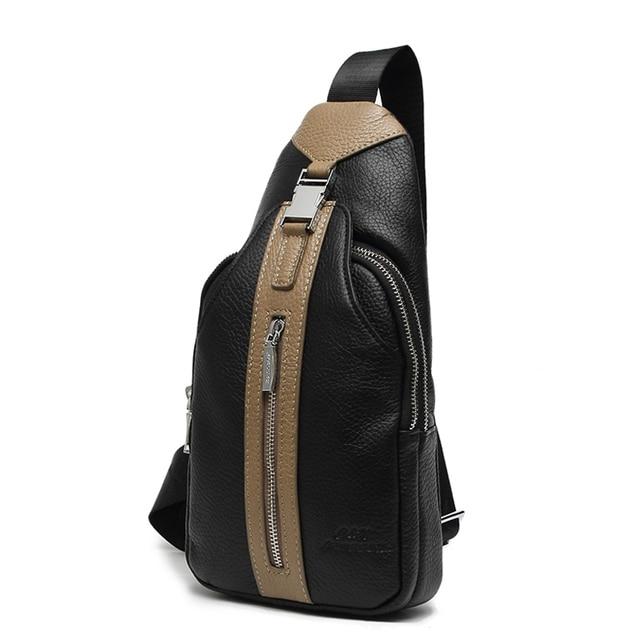 CROSS OX Кожаная сумка в повседневном стиле SL385