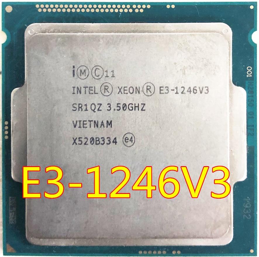 Процессор Intel Xeon E3-1246 v3