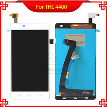 Top Quality THL 4400 LCD Display Digitizer Touch Screen Assembly For THL 4400 Smart Phone Parts With Tools