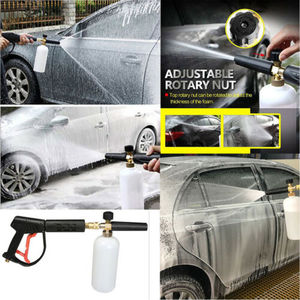 Image 5 - Foam Cannon Lance Professional Car Wash Gun Tool & 5pcs Washer Spray Nozzle Tips