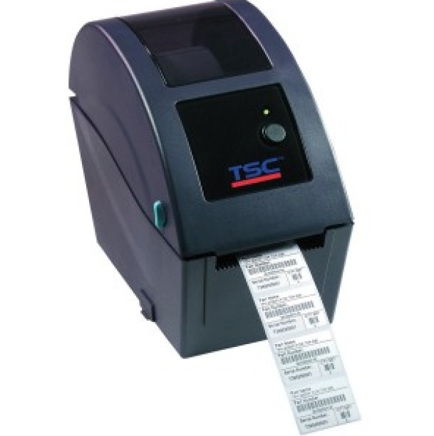 Original Brand New TSC TDP-225 1D, 2D Mini Desktop Small Lable Direct Thermal Barcode Printer And Reader 203 Dpi
