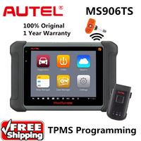 Free Ship Autel MaxiSys MS906TS Diagnostic System TPMS programming tool ECU Coding OE level Diagnostic Scanner Better than MS906