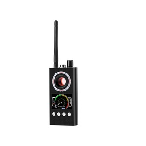 Image 3 - K68 רב פונקציה אנטי ריגול גלאי מצלמה GSM אודיו באג Finder GPS אות עדשת RF גשש לייזר אור חריר מצלמה Finder