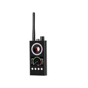 Image 3 - K68 Multifunctionele Anti Spy Detector Camera Gsm Audio Bug Finder Gps Signaal Lens Rf Tracker Laserlicht pinhole Camera Finder
