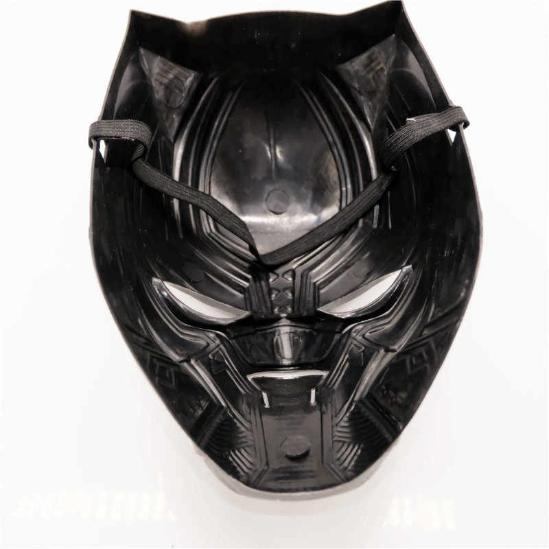 a9b46bf2 Black Panther Mask Film Theme Helmet Halloween Terrorist Party Props Hip  Hop Cosplay Masks Christmas Gifts