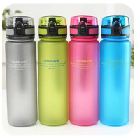 Creative Designs 2016 My Portable Plastic Infuser Sport Drinking Water Bottle Gourde En Plastique Water Tea