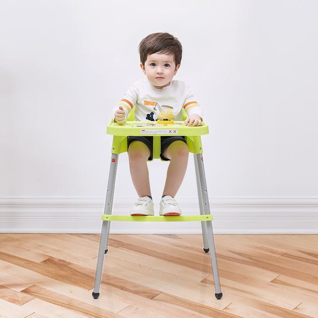 Portátil Do Bebê de Plástico Almoço Cadeira de Alimentação Do Bebê Multifuncional cadeira de Jantar Cadeira de Jantar Cadeira De Bebê Mesa Assento C01