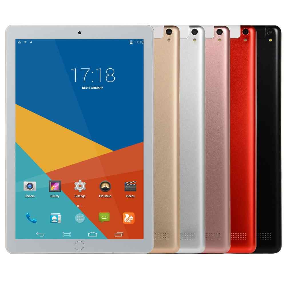 OEM BRAND 10.1 Inch Android 8.0 Ten-Core Tablet PC 6GB+64GB WIFI IPS Bluetooth MT6797 5000mAh 1960x1080 Dual SIM 3G Phone Call