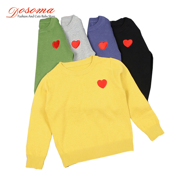 a602c2a073ba Dosoma ins Pullover Winter Autumn Baby Girls Sweaters For Girls ...