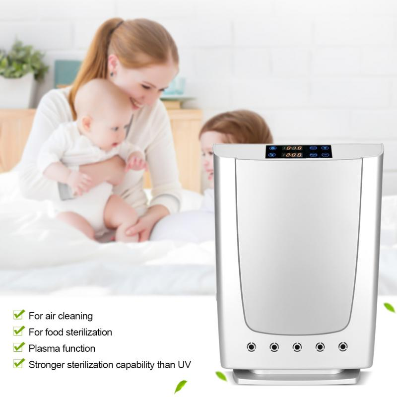 Ozone Plasma Air Purifier Sterilizer Clean for Home/Office Purification & Water Sterilization