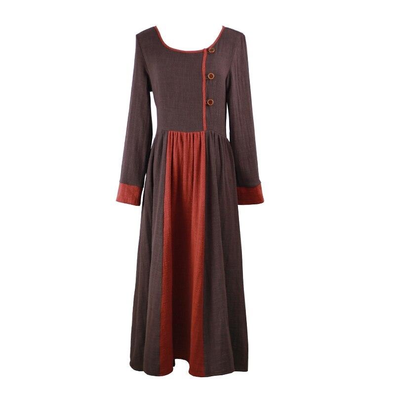 중세 여성 wench 농장 프레리 드레스-에서드레스부터 여성 의류 의  그룹 2