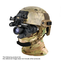 Free Shipping PVS 14 Style Digital Night Vision For Hunting Black Color For Choice PP27 0008