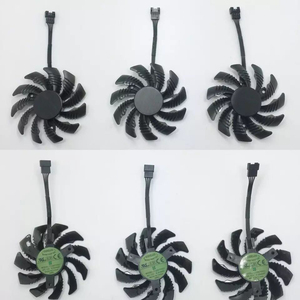 Image 2 - 75mm t128010su ventilador de refrigeração para gigabyte aorus gtx 1080 1070 ti g1 gaming fan gtx 1070ti g1 placa de vídeo jogo ventilador mais frio