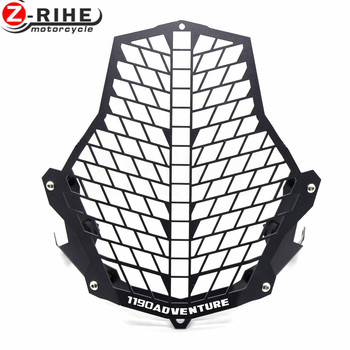 Motorcycle Accessories Motorcycle Headlight Protector cover grill for ktm 1190 Adventure/1190R 1290 Super Adventure