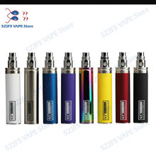 lectronic CigaretteGS EGO II 3200mAh Battery E KONE 3200 Mah Capacity for Atomizer Tank Pen Kit Vape 510 CE4 CE5 H2 MT3 ECT