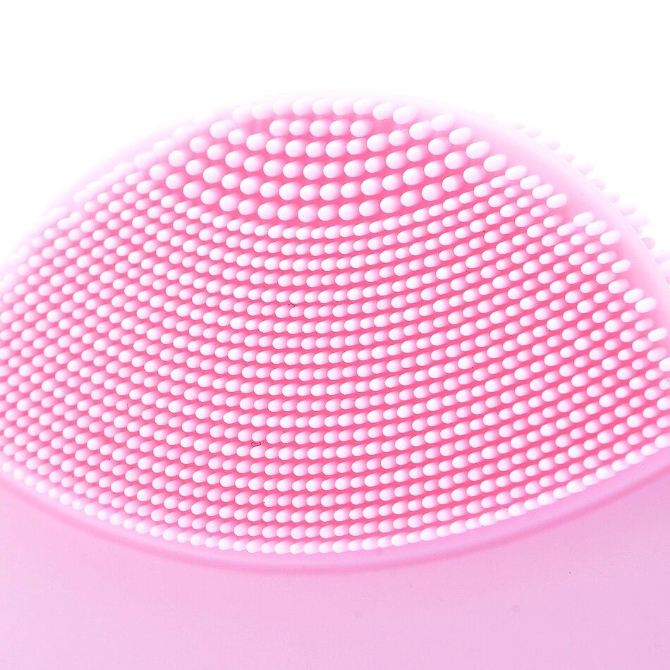 poro limpo silicone escova de limpeza massageador