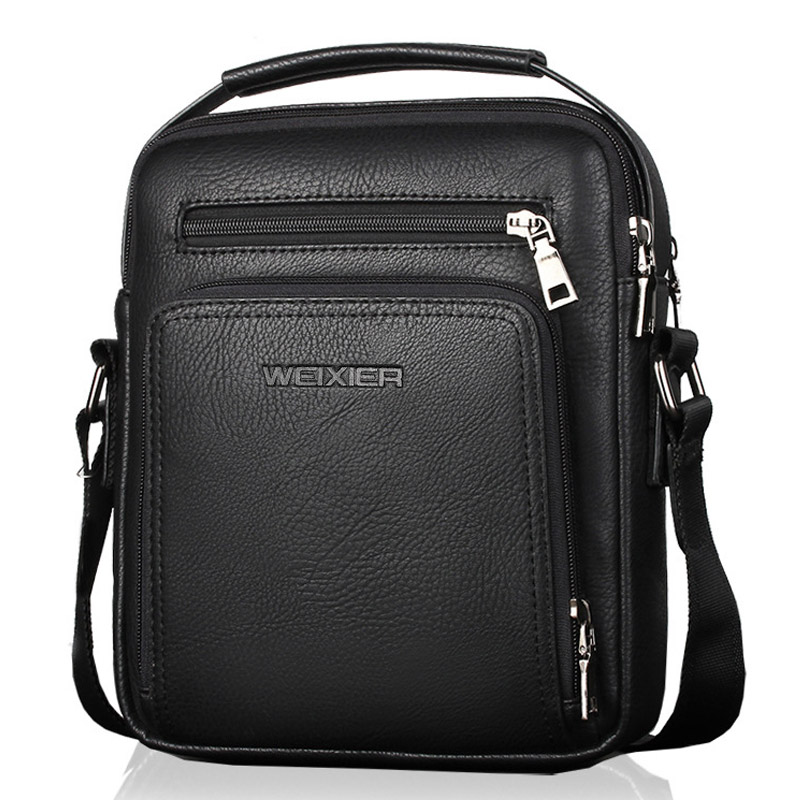 Brand PU Leather Designer Handbags Crossbody Bag Shoulder Men Messenger Bags Small Casual Man Bags High Quality Male Travel Bag стоимость