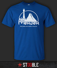 Mordor T-Shirt - Direct from Stockist New T Shirts Funny Tops Tee Unisex Fashion Summer Paried Tshirts