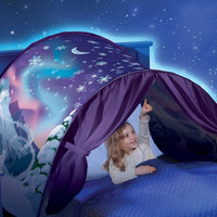 Actionclub Pop Up Dream Tent New Kid Teepee Baby Fantasy Foldable Indoor Play Snow Tent Fancy