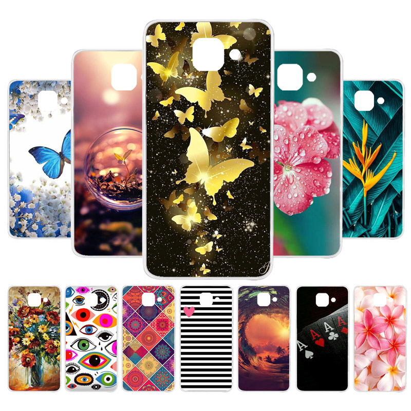 3D DIY Case For Samsung Galaxy <font><b>J7</b></font> Max Case Silicone Painted Cover For Samsung On Max G615F SM-G615F G615 Case Back Cover Fundas image
