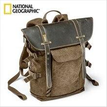 Atacado National Geographic NG A5290 Mochila SLR Câmera Saco Saco do Portátil Da Lona Foto