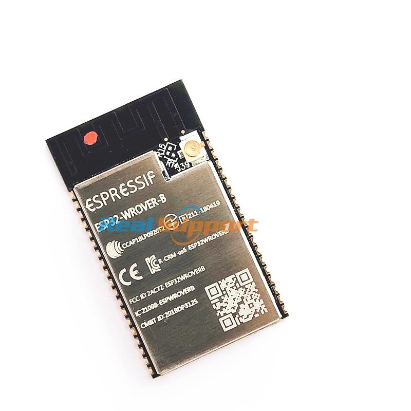 100pcs Esp32-wrover-ib Ipex Antenna Module Esp32-wrover Based On Esp32-d0wd Wifi-bt-ble Mcu Module 4mb Spi Flash Superior Materials