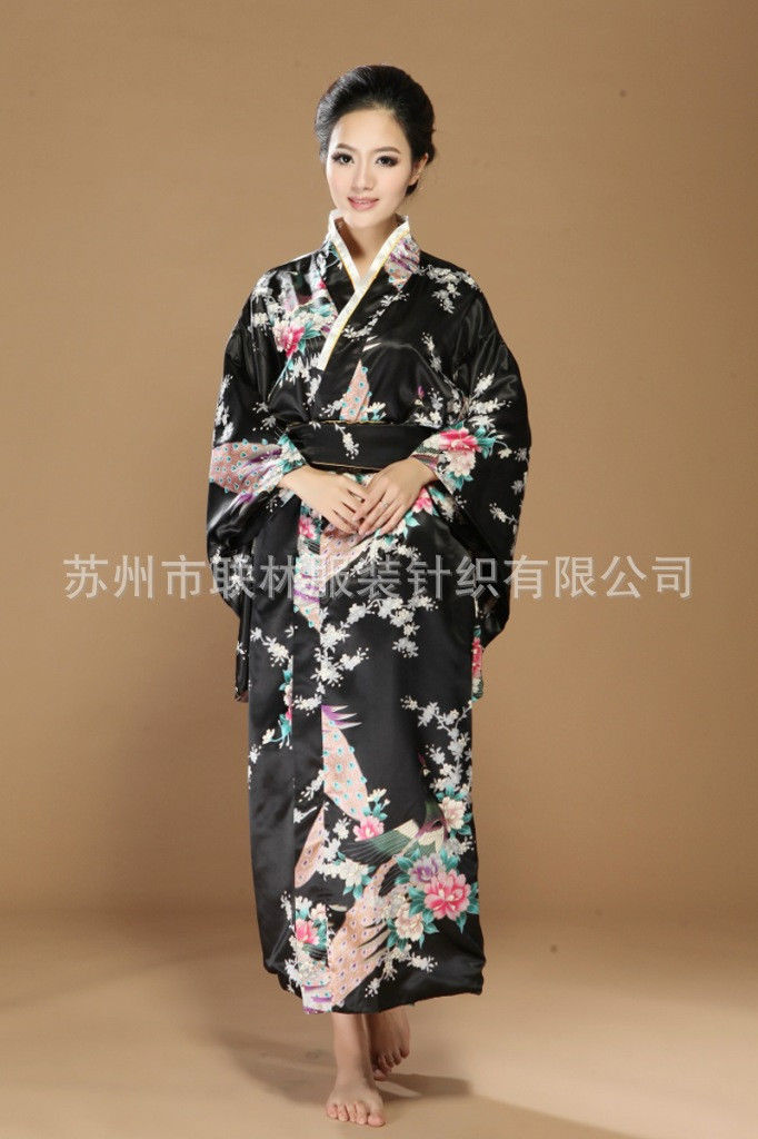Aliexpress.com : Buy black traditional Japanese clothing ...