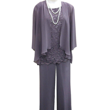 Formal Evening Dress 3 Three Pieces Mother Of the B