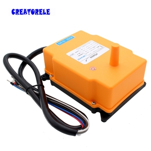 Image 2 - New Arrivals crane industrial remote control HS 4 wireless transmitter push button switch China